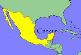 Cancun Mexico Weather Current Forecast And Historical Averages